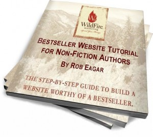 Bestseller Website Tutorial non-fiction