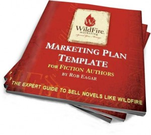 Fiction Marketing Plan Template