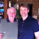 Rob with Dad